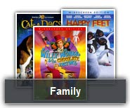 Children & Family iPad Movies