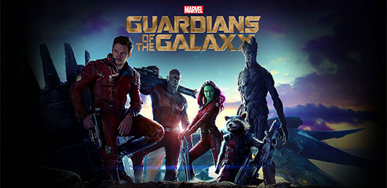 Guardians of the Galaxy iPad Movie Download
