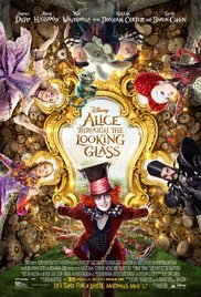 Alice Through the Looking Glass iPad Movie Download