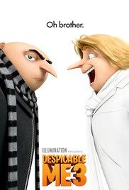 Despicable Me 3 iPad Movie Download