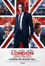 London Has Fallen iPad Movie Download