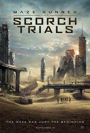 Maze Runner The Scorch Trials iPad Movie Download