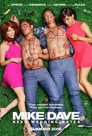 Mike and Dave Need Wedding Dates iPad Movie Download