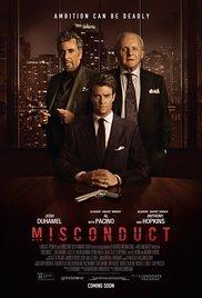 Misconduct iPad Movie Download