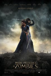 Pride and Prejudice and Zombies iPad Movie Download