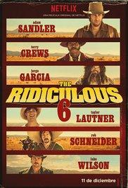 Ridiculous 6 iPad Movie Download