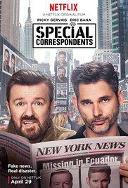 Special Correspondents iPad Movie Download