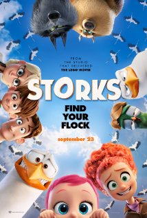 Storks iPad Movie Download