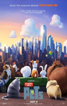 Secret Life of Pets iPad Movie Download