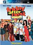Friday After Next iPad Movie Download