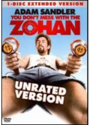 You Don't Mess with the Zohan iPad Movie Download