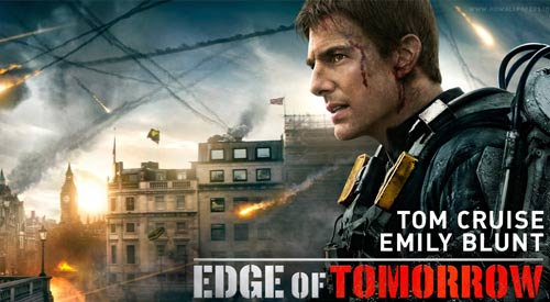 Edge of Tomorrow iPod Movie Download