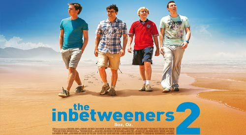 The Inbetweeners 2 iPod Movie Download