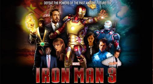 Iron Man 3 PSP Movie Download