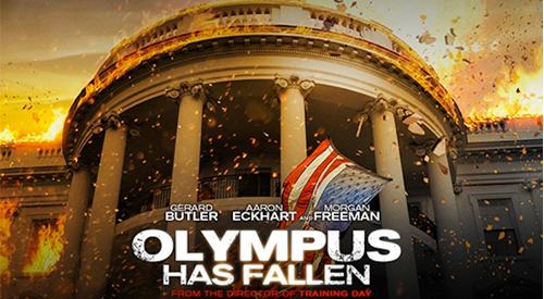 Olympus Has Fallen PSP Movie Download