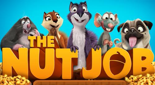 The Nut Job iPod Movie Download