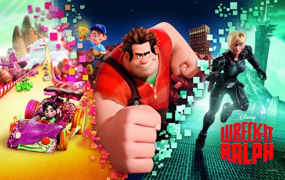 Wreck-It Ralph iPod, iPhone, iPad, Kindle Movie Download