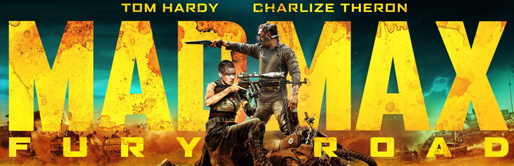 Download Mad Max Fury Road Movie to iPad