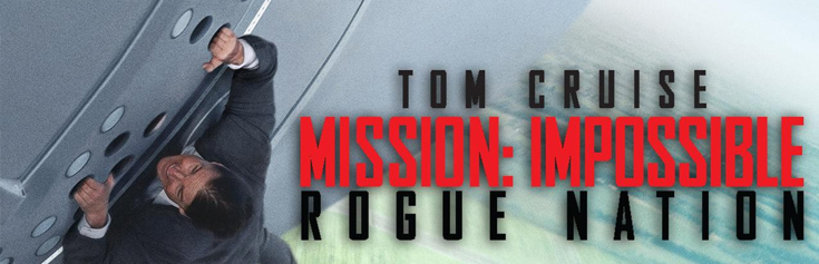 Download Mission Impossible Rogue Nation for iPad