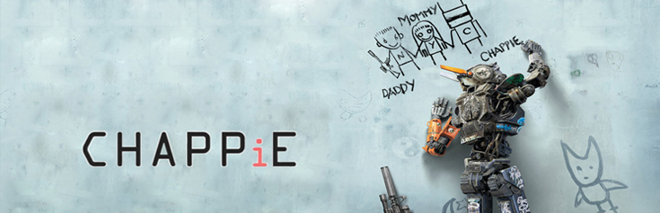 Chappie iPad Movie Download