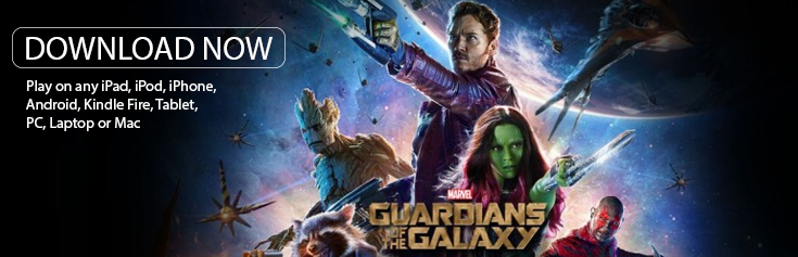 Downlod Guardians of the Galaxy
