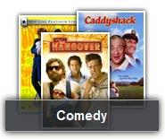 Comedy iPad Movies