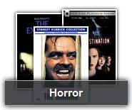 Horror iPad Movies