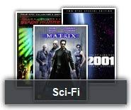 Sci-Fi iPad Movies