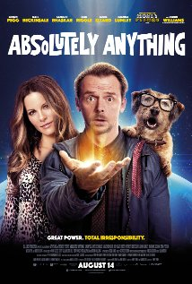 Absolutely Anything iPad Movie Download