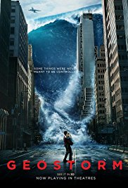 Geostorm iPad Movie Download
