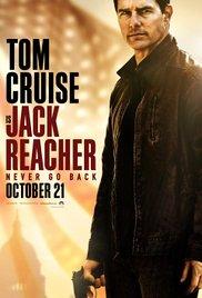 Jack Reacher Never Go Back iPad Movie Download