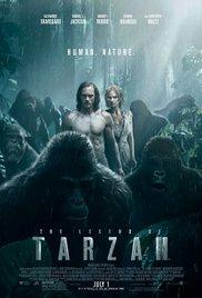 Legend of Tarzan iPad Movie Download