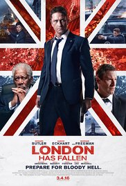 London Has Fallen iPad Movie Download