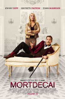 Mortdecai iPad Movie Download