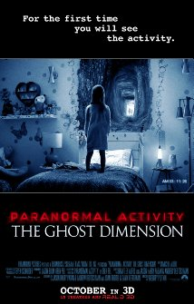 Paranormal Activity: The Ghost Dimension iPad Movie Download