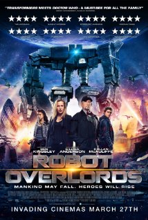 Robot Overlords iPad Movie Download