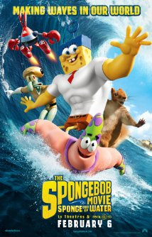 SpongeBob Movie: Sponge Out of Water iPad Movie Download