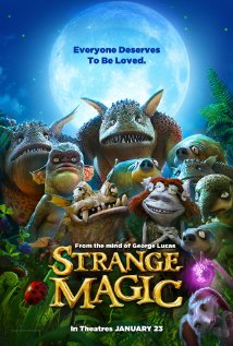 Strange Magic iPad Movie Download