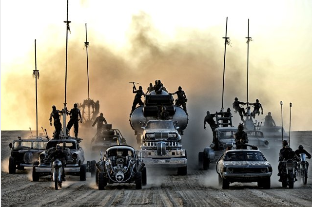 Download Mad Mad Fury Road Movie For iPad