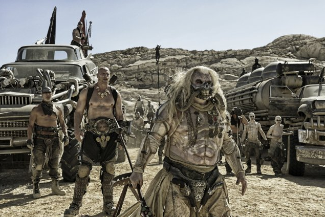 Mad Mad Fury Road Movie Download for iPad