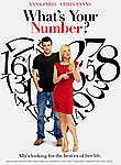 Whats Your Number iPad Movie Download