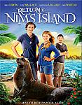 Return to Nims Island iPad Movie Download