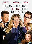I Don't Know How She Does It iPad Movie Download