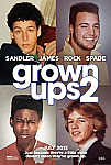 Grown Ups 2 iPad Movie Download